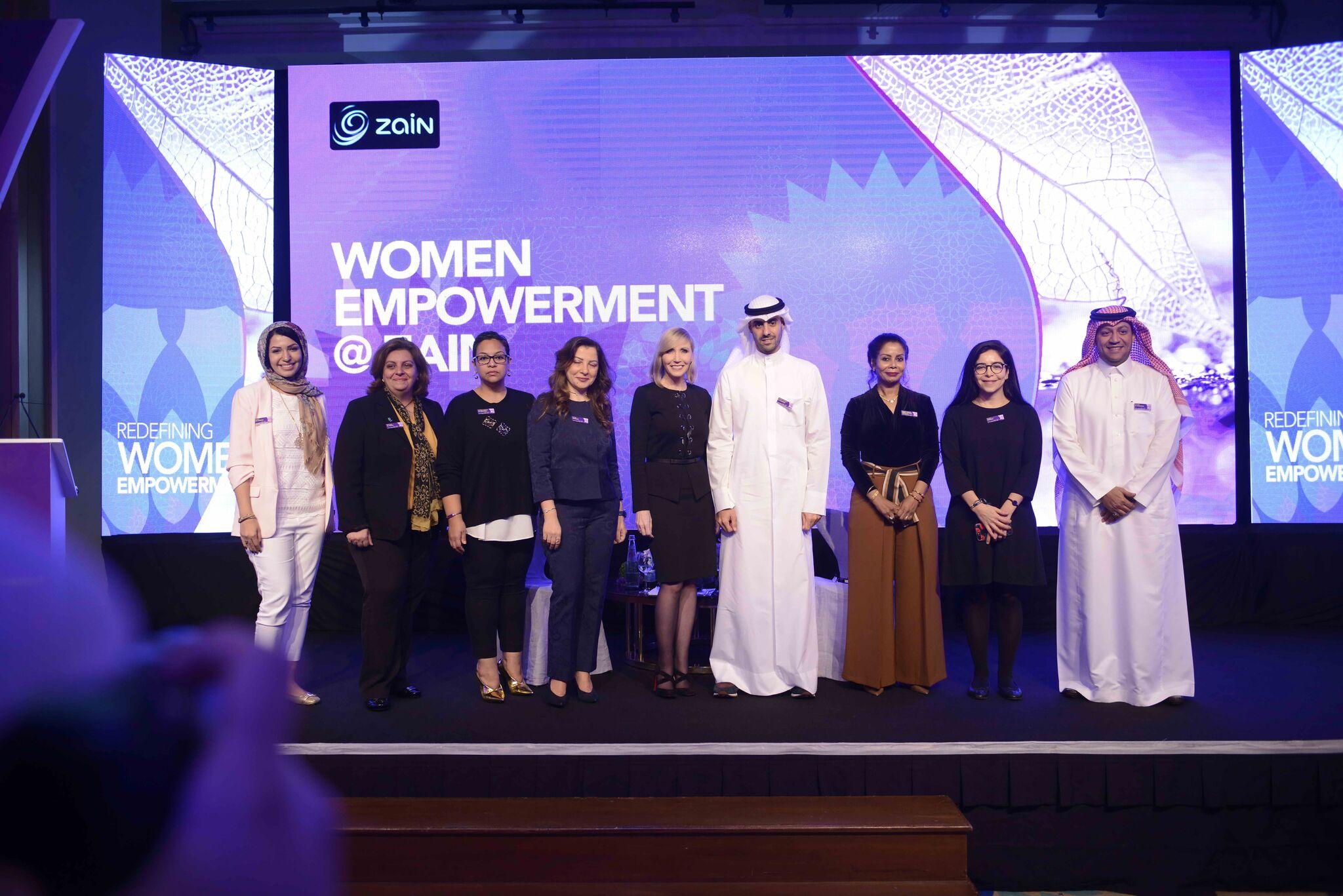 Zain Group introduces Women Empowerment Network initiative