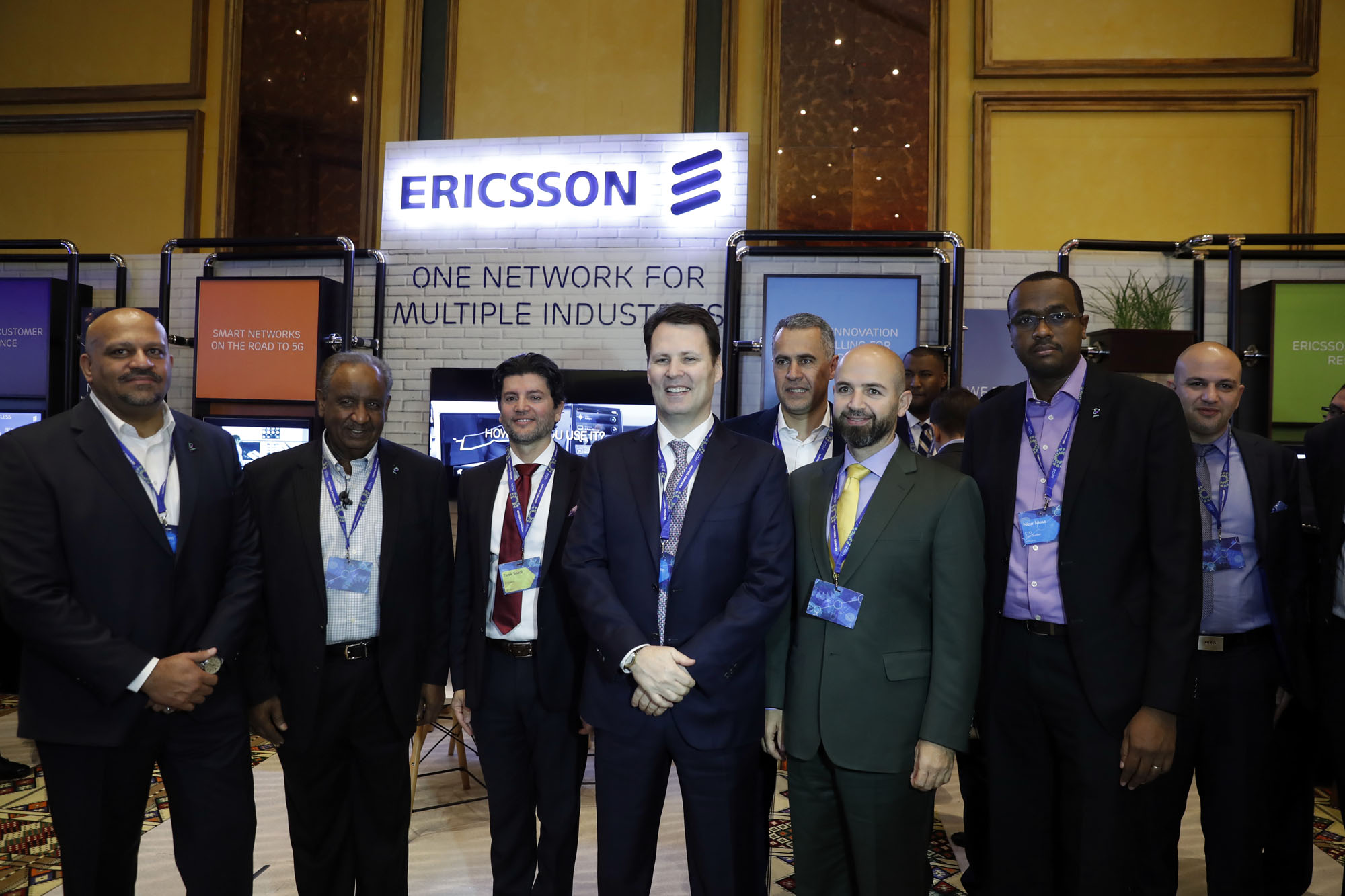 ERICSSON and Zain Partner for 5G research and development