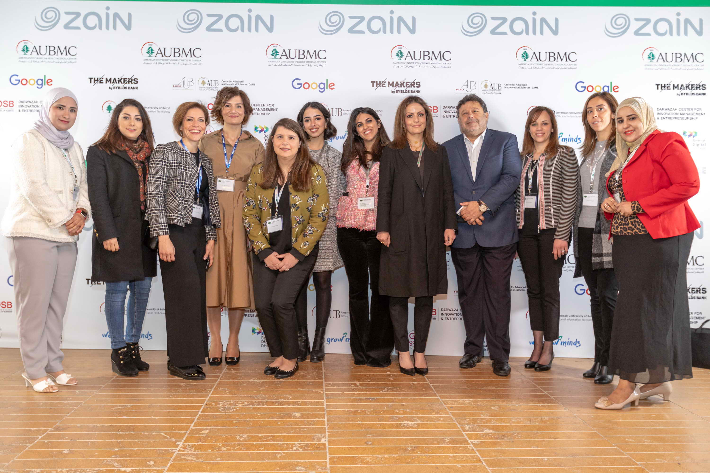 Zain partners Women in Data Science (WiDS) Conferences in Kuwait and